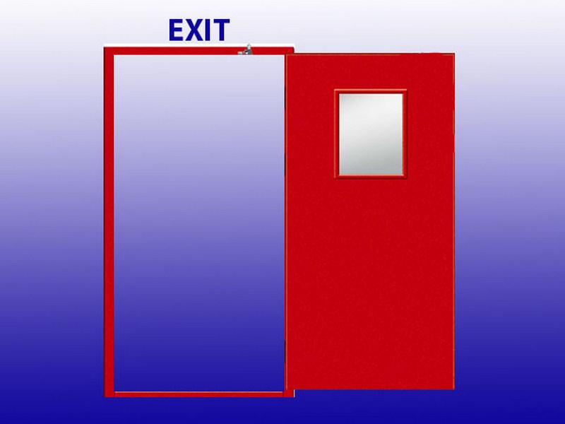 Bạn đã sử dụng cửa thoát hiểm đúng mục đích????