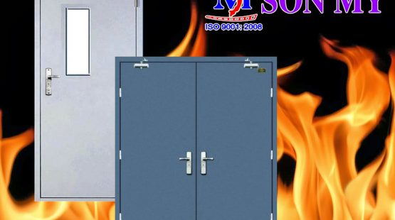 Lắp đặt cửa chống cháy Sơn Mỹ vì một ngày mai tươi sáng