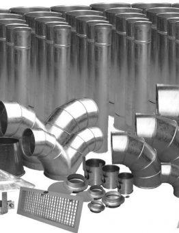 ống thông gió điều hòa