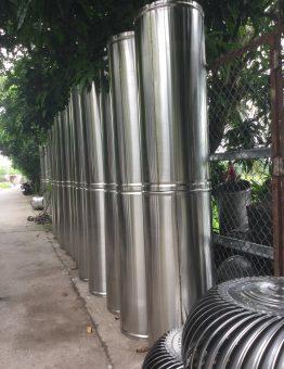ống thoát rác inox sm11