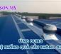 Ứng dụng của hệ thống quả cầu thông gió trên mái nhà trong công nghiệp và đời sống hằng ngày